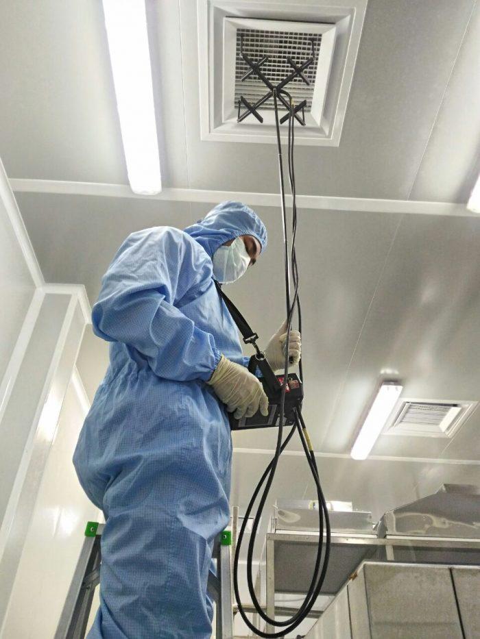 Airflow Monitoring Instruments